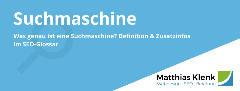 Definition Suchmaschine Google Bing Yandex
